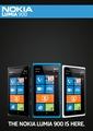 Nokia Lumia 900 Registration Theme Pack