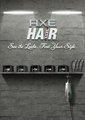 AXE Hair 101 Hold + Touch Look Video