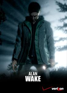 Verizon Alan Wake -- Verizon Alan Wake Picture Pack