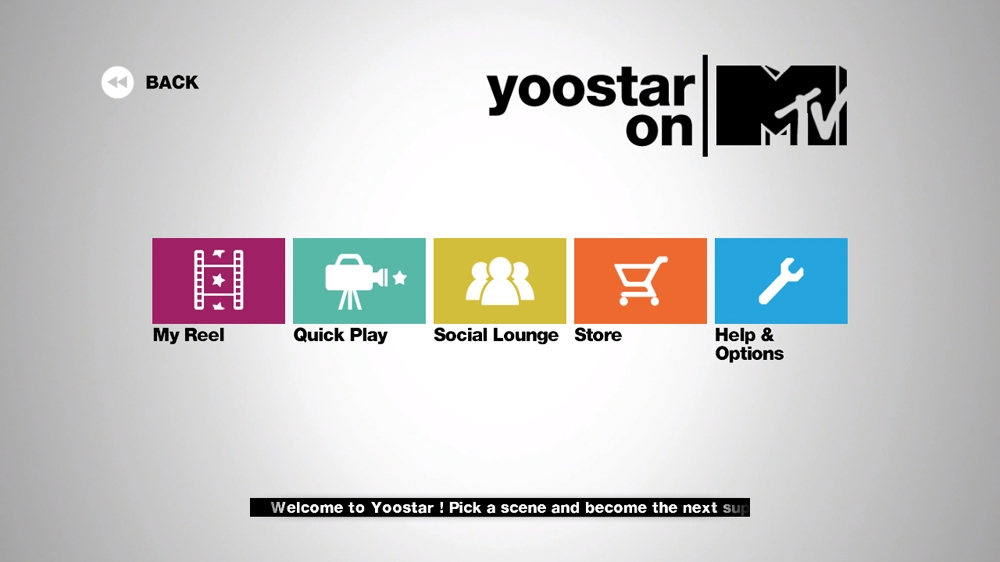 Image from Yoostar On MTV