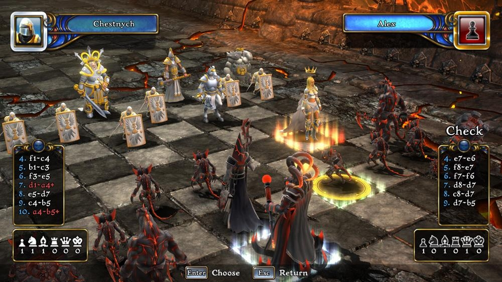 Imagen de Battle vs Chess