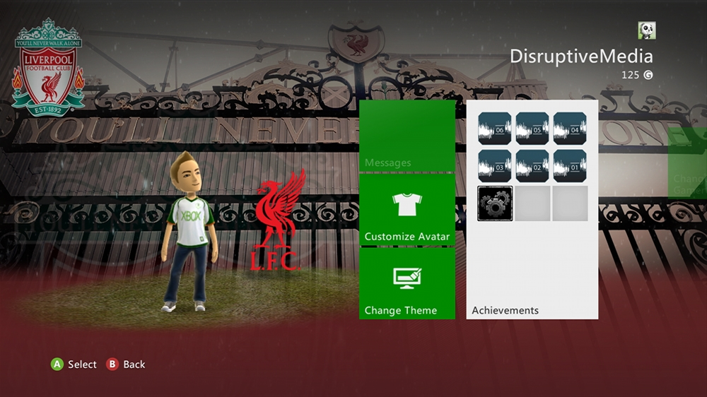 Image from Liverpool FC - Series II Theme