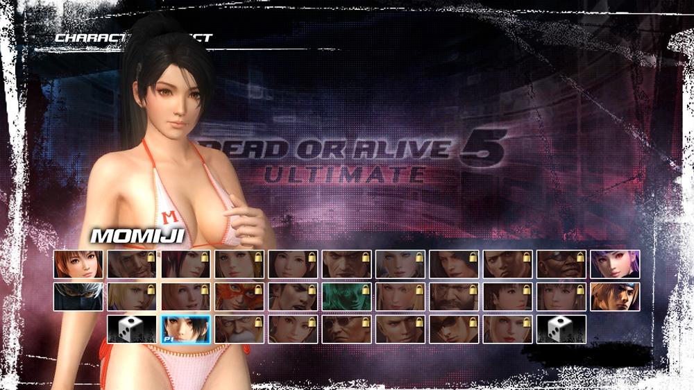Imagen de Momiji Ultimate Sexy