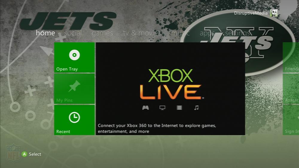 Image de NFL: Jets Team Grit