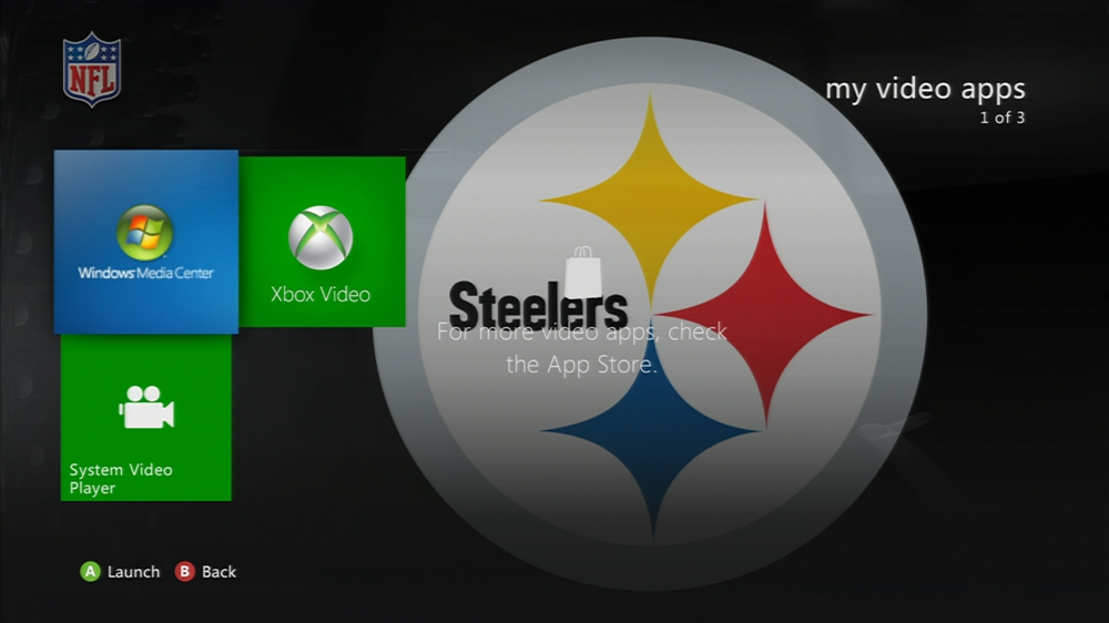 Image de NFL - Steelers Highlights