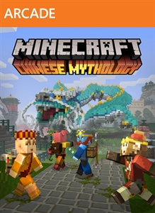 Minecraft Chinese Mythology Mash-Up
