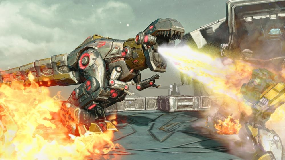 Image from DINOBOT Destructor Pack