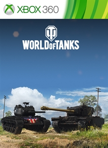 World of Tanks - Don't Tread On Me Duo