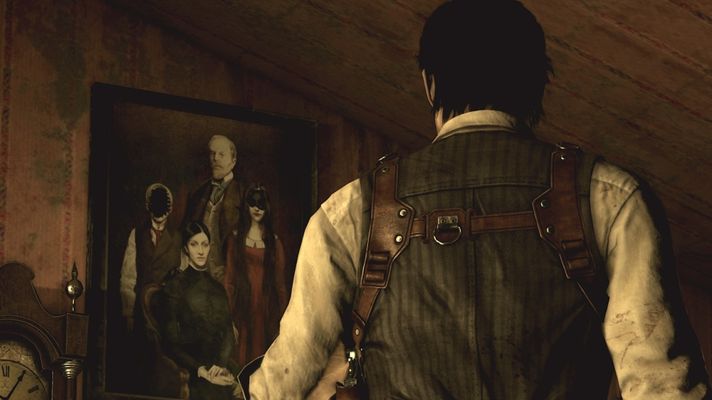 Kuva pelistä The Evil Within Season Pass