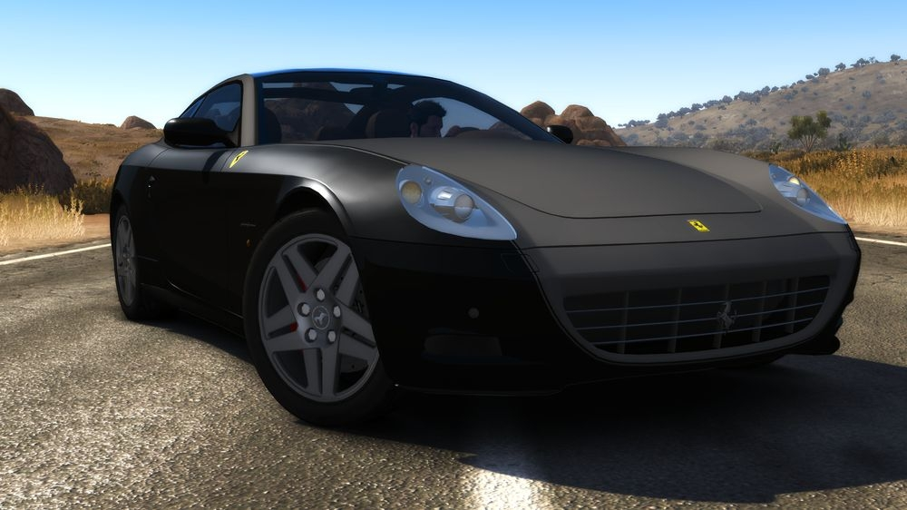 Image from TDU 2: Ferrari 612 Sessanta