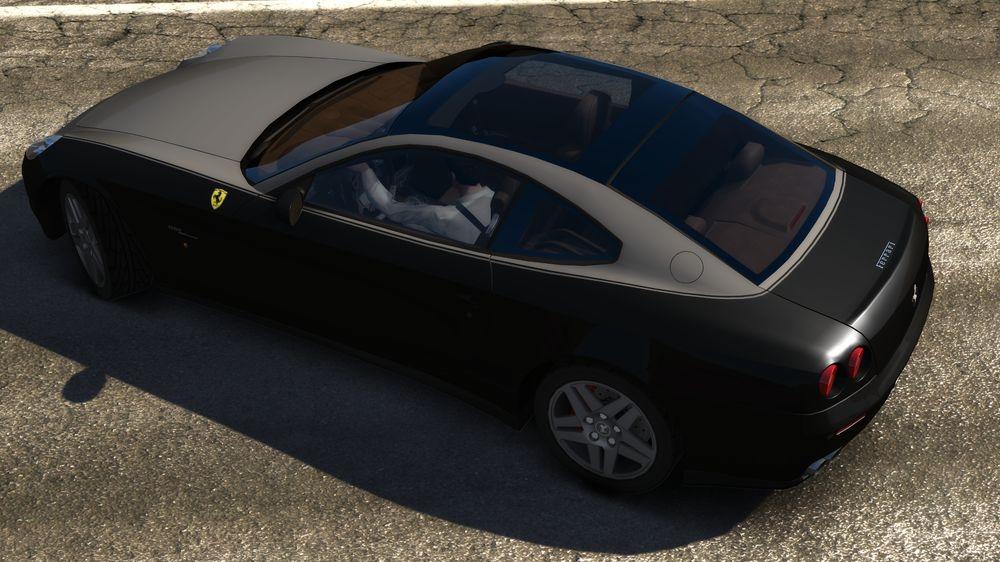 Image from TDU 2: Ferrari 612 Sessanta
