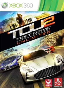 Test Drive Unlimited 2 - Mandatory 4