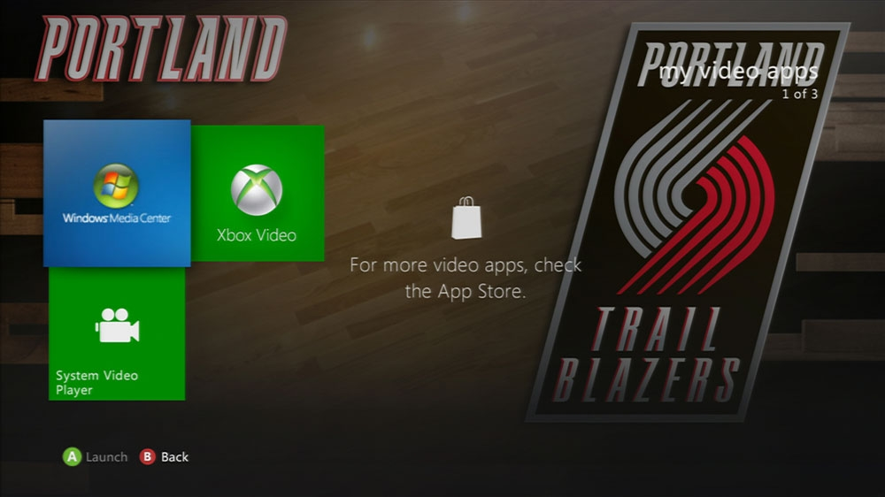 Image from NBA: Trail Blazers Game Time