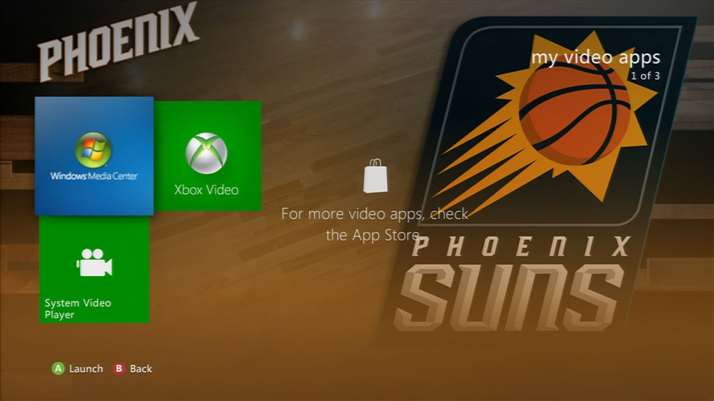 Image from NBA: Suns Game Time