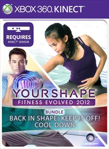 Bundle Pack: Back in Shape Keep It Off! & Cool Down - Your Shape™ Fitness Evolved 2012