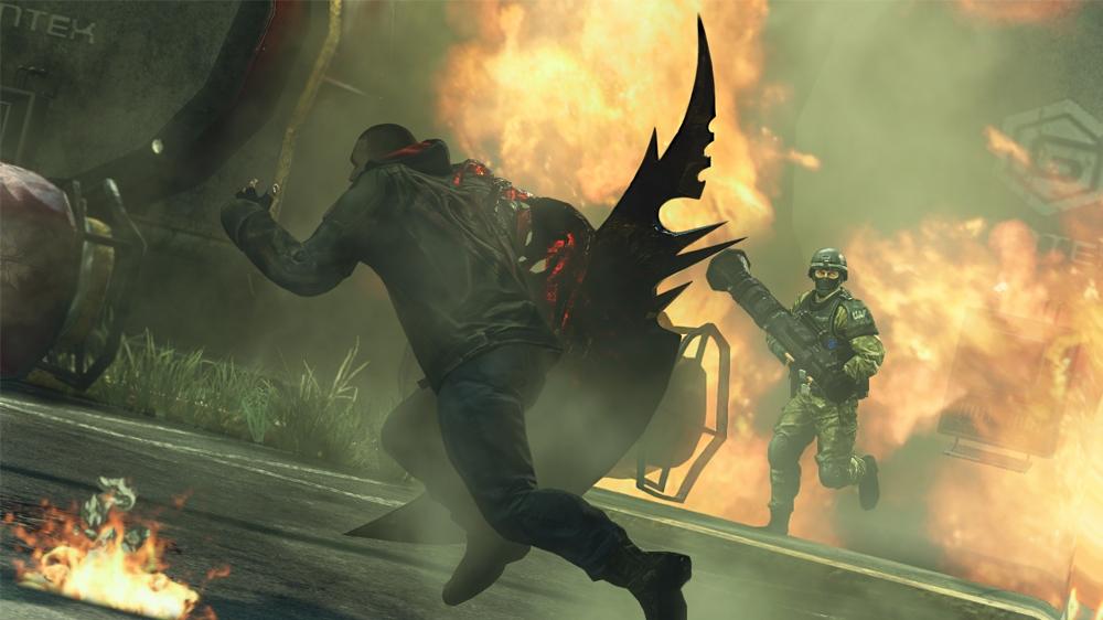 Bild från The Red Zone