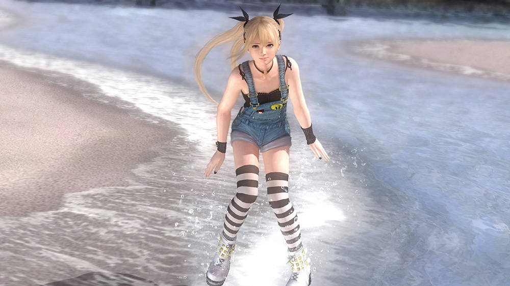 Image from Dead or Alive 5 Ultimate Marie Rose Overalls
