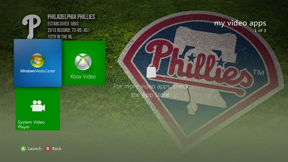 Image de MLB - Phillies Dugout Theme