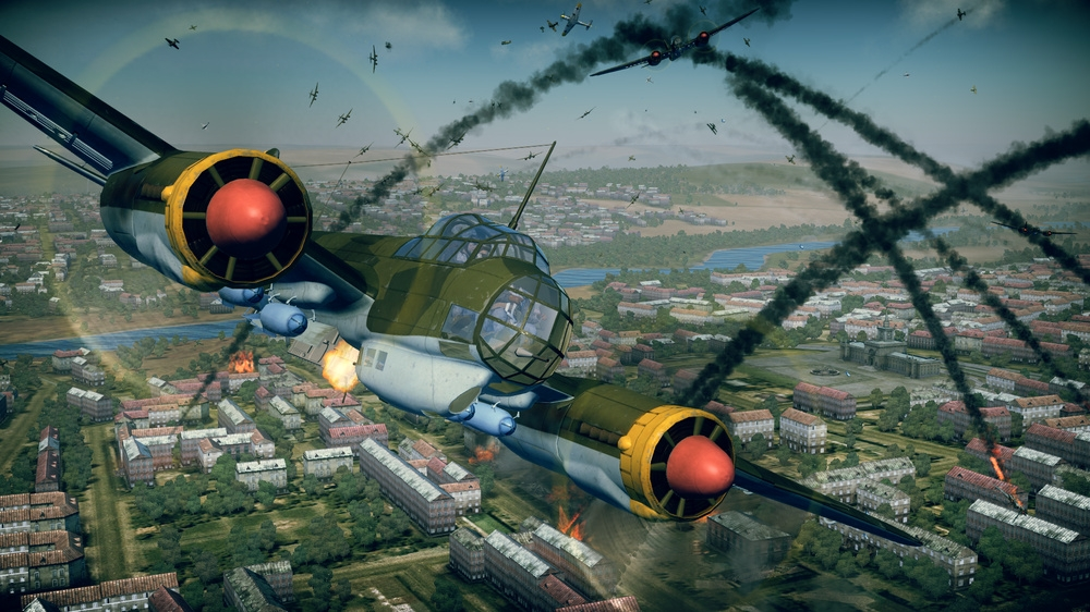 Image from Map Pack 2: Stalingrad and Korsun