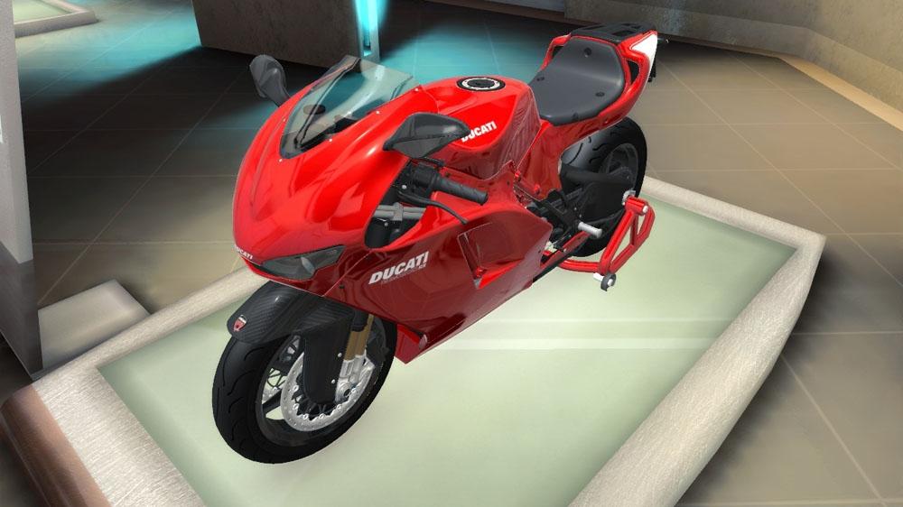 Image from TDU2: Ducati Desmosedici RR