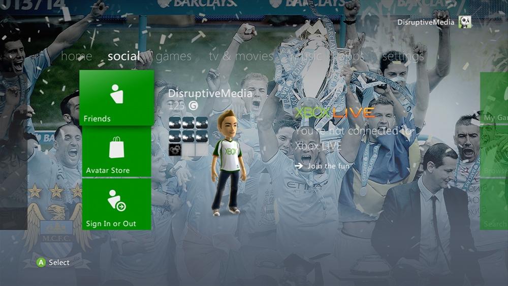 Image de Manchester City FC Theme I