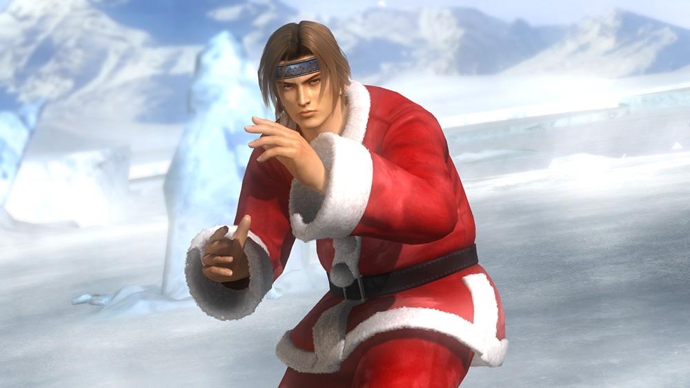 Image from Lil' Santas - Hayate