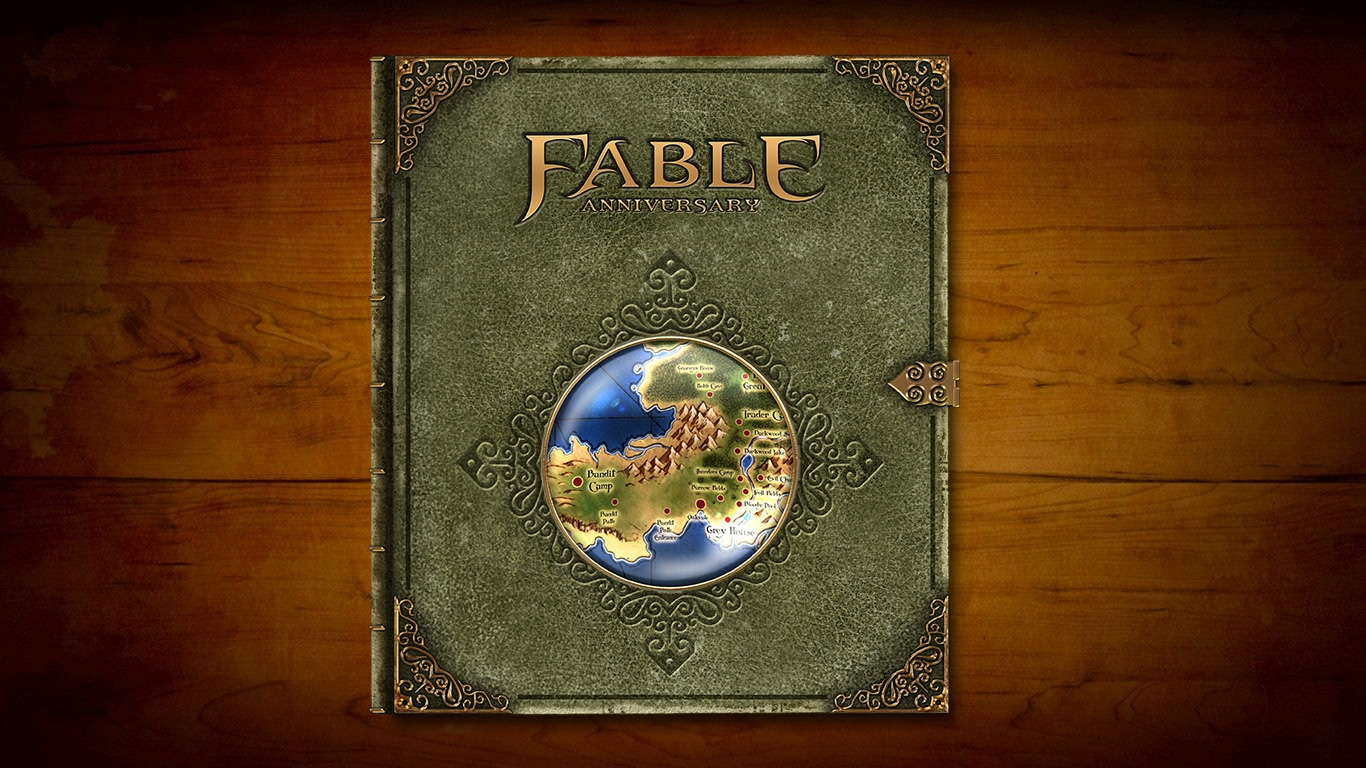 Image from Fable Anniversary SmartGlass Experience