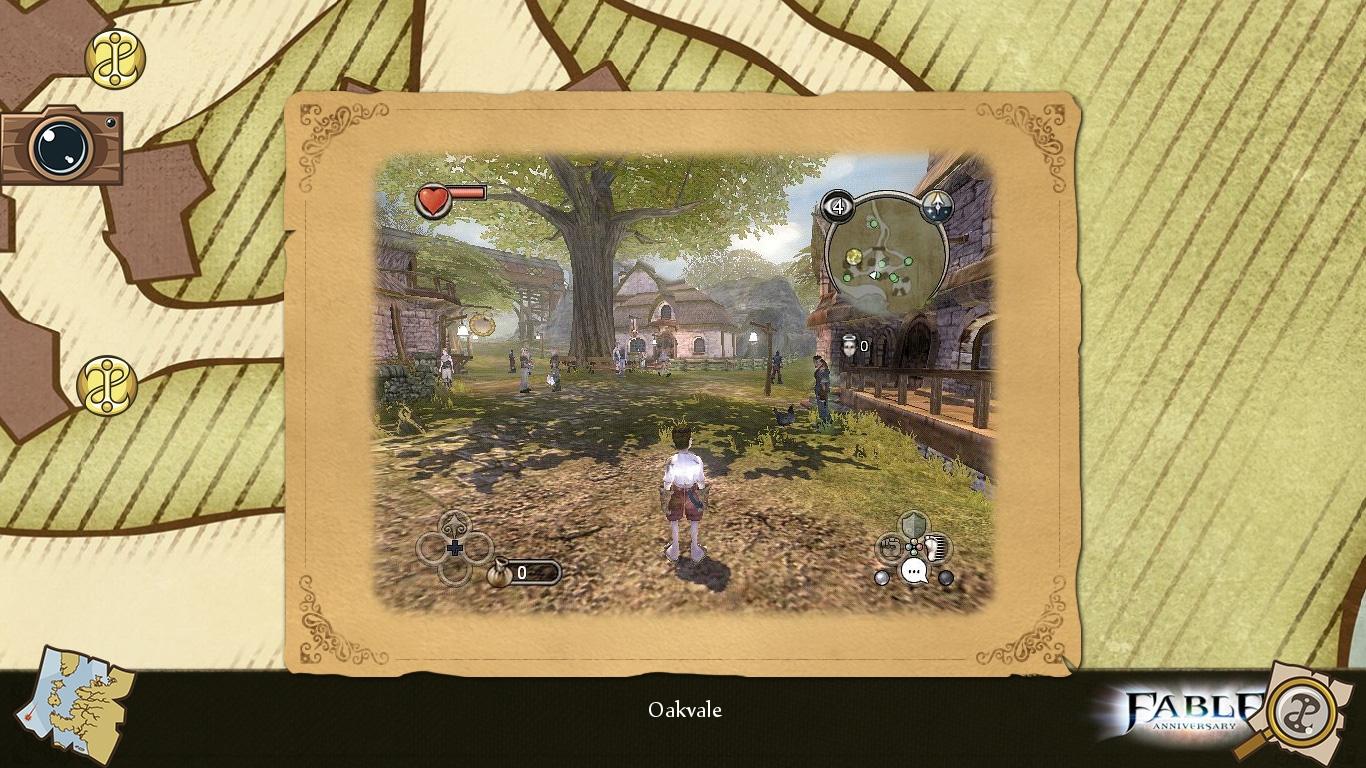 Imagen de Experiencia Xbox SmartGlass de Fable Anniversary