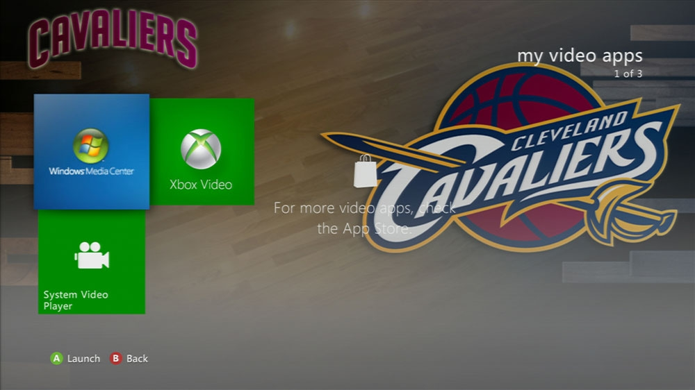 Image from NBA: Cavaliers Game Time