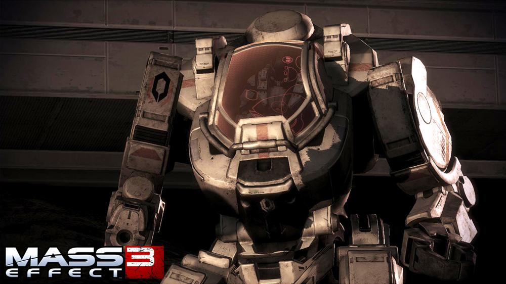 "Immagine da Trailer di Mass Effect 3 ""Caduta della Terra"""