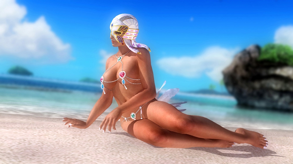Image from Dead or Alive 5 Ultimate Lisa's Private Paradise