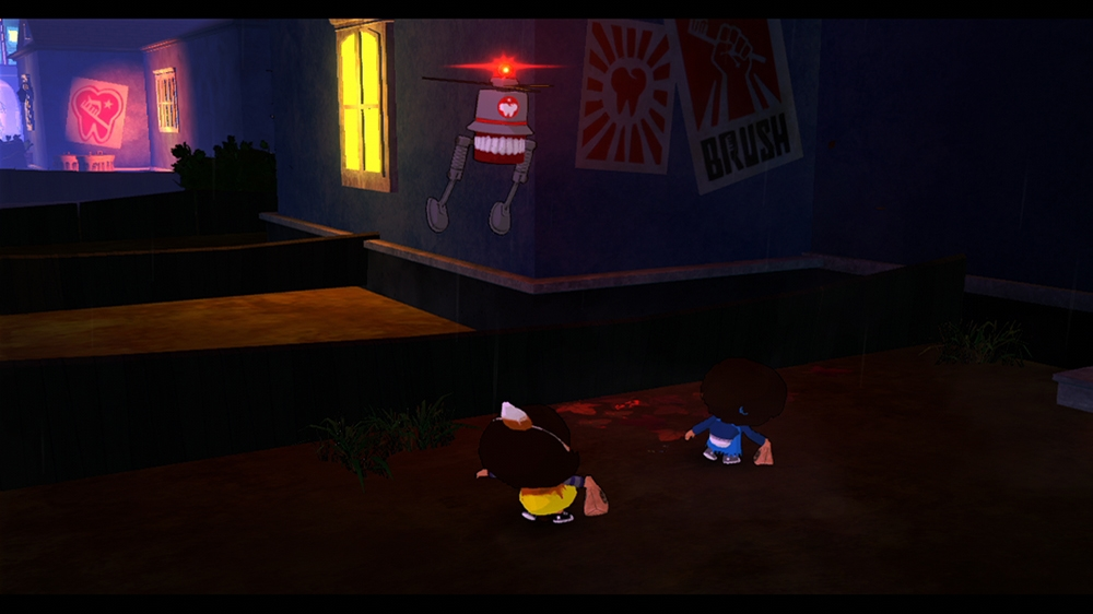 Image from Costume Quest 2 Teaser Trailer