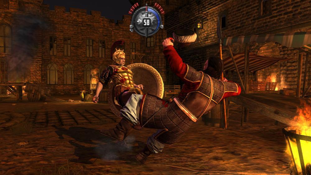 Image from Deadliest Warrior: Legends