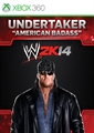 Undertaker - personaje exclusivo