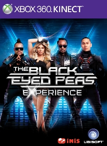 Black Eyed Peas Experience -  Dance Pack 3
