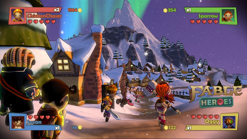 Image from Fable Heroes