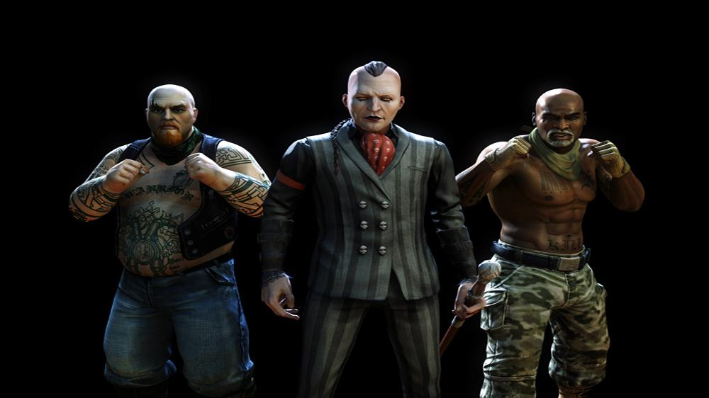 Image from Fighters Uncaged Announce Trailer