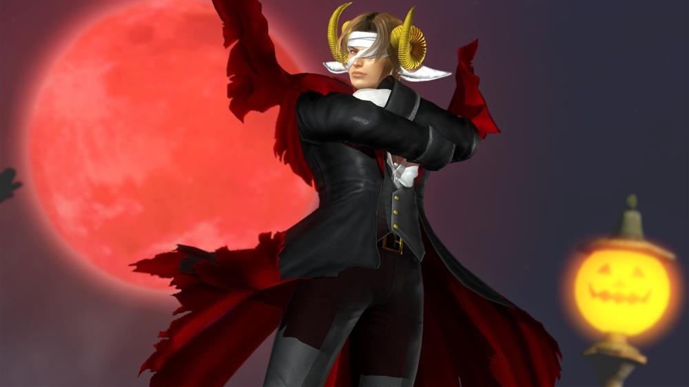 Image from DOA5LR Hayate Halloween Costume 2015