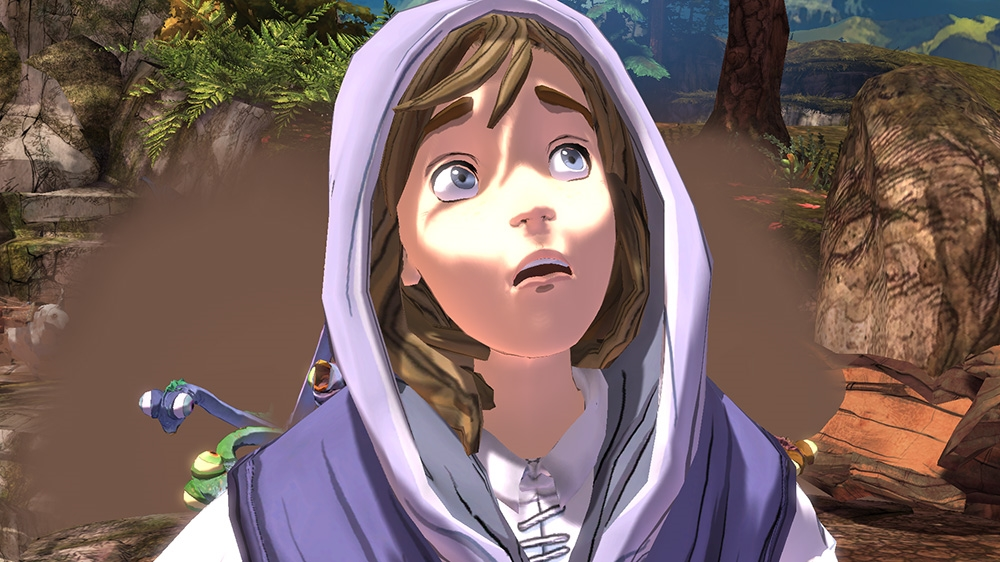 Image from King's Quest: Epilogue