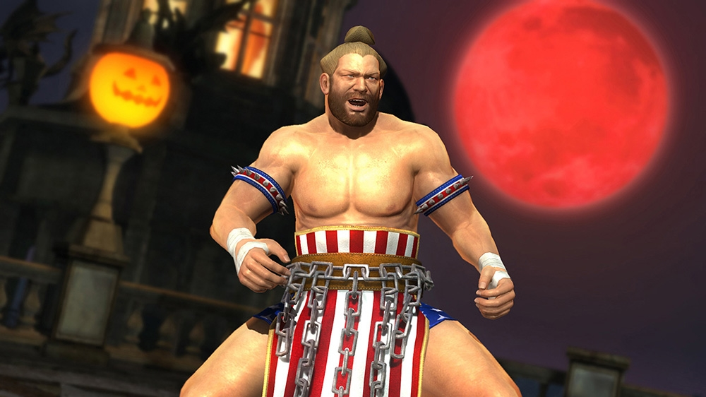 Image de Dead or Alive 5 Ultimate - Halloween Bass 2014