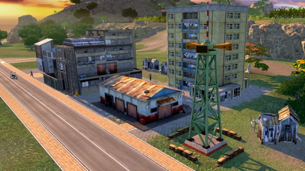 Bilde fra Tropico 4 - Propaganda!