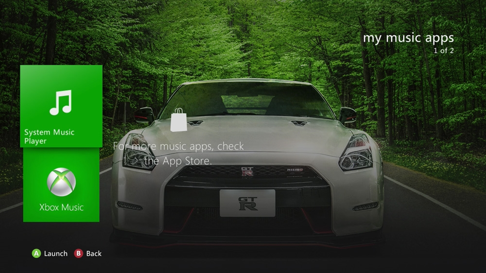 Image from 2015 Nissan GT-R Nismo Dynamic Theme