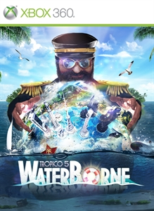 Tropico 5 Waterborne boxshot