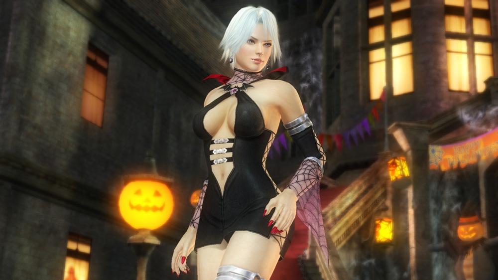 Image de Tenue d'Halloween de Kasumi