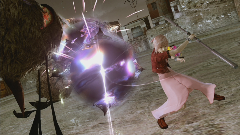 Image from FFVII Aerith
