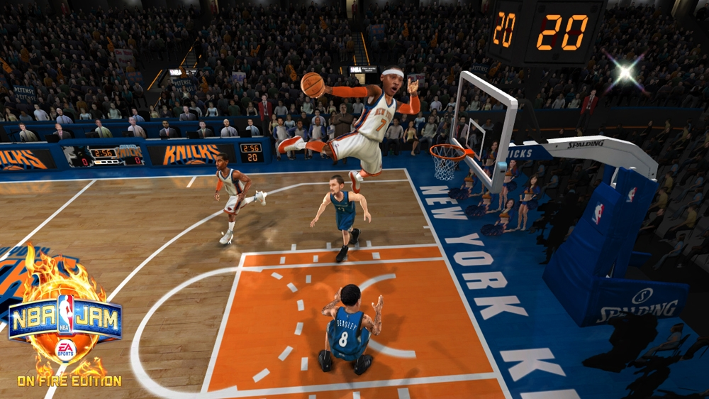 Imagen de NBA JAM: On Fire Edition - Launch Sizzle