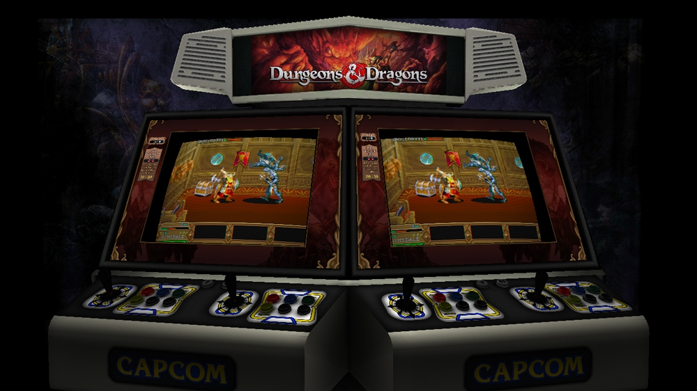 Image from Dungeons & Dragons: Chronicles of Mystara Launch Trailer