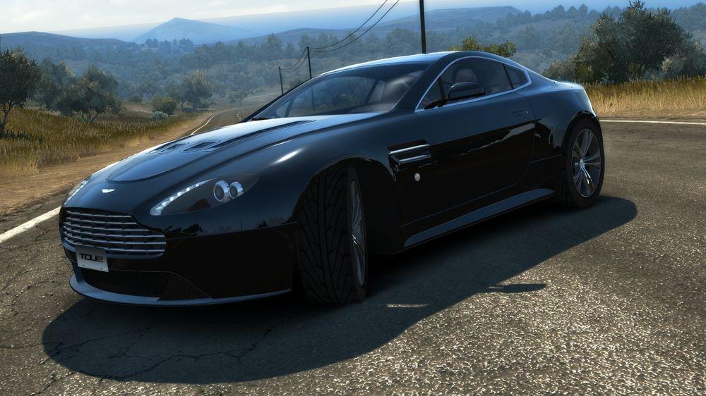 Bild från TDU2:Aston Martin V12 Vantage Carbon Black Edition