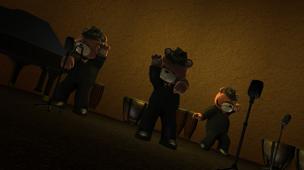 Image from Naughty Bear Panic in Paradise - Cape Fur Trailer
