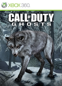 Diseño de lobo de Call of Duty®: Ghosts